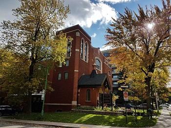 Свято-Николаевский русско-православный собор в Монреале